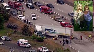 100 La Riots Truck Driver Answers Still Vague In Horrific Mesa Big Rig Accident NBC 7 San