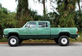 Power Wagon 4x4: 1973 Dodge W200 | Dodge Trucks | Pinterest | Dodge ...