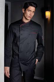 vetement de cuisine pas cher veste cuisine oscar homme et noir homme professionnelles