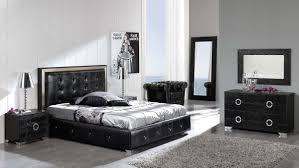Black Leather Headboard Bed by Splendid Design Ideas Using Rectangular Grey Wooden Headboard Beds