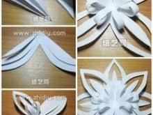 Paper Craft Work Tutorial Inspirational How To Fold Origami Snowflake Step By Diy