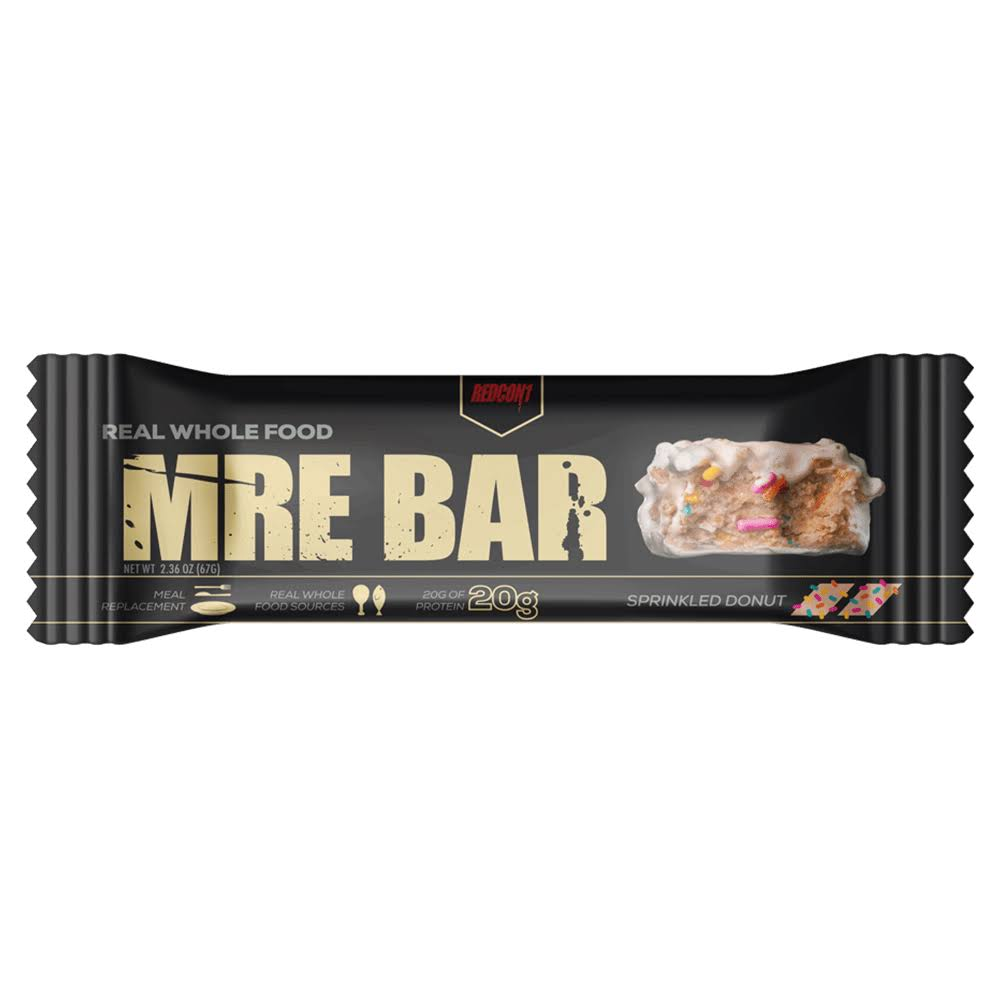 Mre Bar Bar, Sprinkled Donut - 2.36 oz