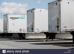 Amazon Prime Truck Trailers Outside Of A Amazon Fulfillment Center ... Custom Tank Truck Part Distributor Services Inc Amazoncom Daron Fedex Ground Tractor Trailer Toys Games Gta 5 Pc Mods Mod Awesome Hauler Youtube Jim Hawk Trailers Great Dane Cs1 Dry Van Trucks Crux Rdboardz Aulick Industries Belt Dump Carts Used Rentals Wikipedia The Free Encyclopedia Eighteen Lego Semi Itructions Trailers For Sale Body Sales Installation Skirt Types Find Out Which Type Of Truck Trailer Is For