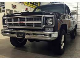 1977 GMC Sierra For Sale On ClassicCars.com 2017 Used Gmc Sierra 1500 Slt All Terrain Pkg Crew Cab 4x4 20 Brand New 2016 Denali For Sale In Medicine Hat Ab Tar Heel Chevrolet Buick Roxboro Durham Oxford New Dick Norris Your Tampa Dealer 2013 Pricing Features Edmunds Hobbs Nm Youtube Sierra 2500hd Denali Crew Bennett Gm Car Overview Cargurus Gmc Trucks For Sale Lifted In Houston 1969 Truck Classiccarscom Cc943178 Shop Cars Temecula At Paradise Union Park Is A Wilmington Dealer And