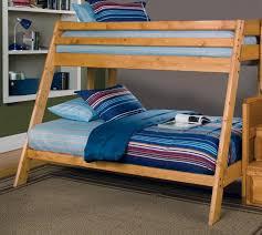 wood bunk beds twin over queen simple bunk beds twin over queen