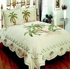 palm themed bedding