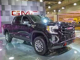 2019 GMC Sierra AT4 Unveiled In New York | Kelley Blue Book Gmc Sierra All Terrain Hd Concept Future Concepts Truck Trend 2015 3500hd New Car Test Drive Vehicles For Sale Or Lease New 2500hd At Ross Downing In Hammond And Gonzales 2010 1500 Price Trims Options Specs Photos Reviews 2018 Indepth Model Review Driver Lifted Cversion Trucks 4x4 Dave Arbogast 2019 Denali Sale Holland Mi Elhart Lynchburg Va Gmcs Quiet Success Backstops Fastevolving Gm Wsj 2016 Chevrolet Colorado Diesel First