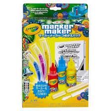 Crayola Bathtub Crayons Refill by Crayola Marker Maker Refill Pack Target