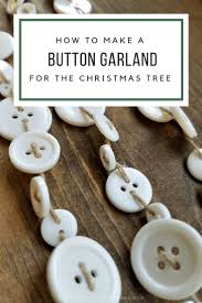 Decorate Christmas Tree Garland Beads by Best 25 Popcorn Garland Ideas On Pinterest Christmas Tree