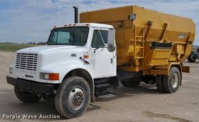 1995 International 4900 Feed Truck | Item G7490 | SOLD! Octo... Used Equipment Shipcont_feedtruckjpg Twelve Trucks Every Truck Guy Needs To Own In Their Lifetime Truckload Sale Image For Post New Braunfels Feed Supply Med Heavy Trucks For Sale Truck Mounted Feed Mixers 1996 Intertional 4700 Item Db2649 Sold Jul Commercial For Mylittsalesmancom Home