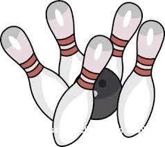 Bowling clip art free clipart Swimming Clipart