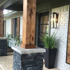Brick House Styles Pictures by Best 25 Painted Brick Houses Ideas On Brick House