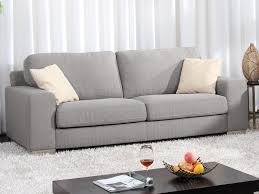 canapes gris canap convertible 3 places fly affordable place cuir canap