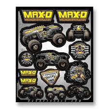 100 Max D Monster Truck