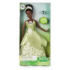 Tiana Classic Doll With Ring The Princess And The Frog 11 12