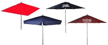 Custom Umbrellas Market Patio Fabric