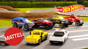 100 Work And Play Trucks Hot Hard And Harder Hot Wheels Mattel YouTube