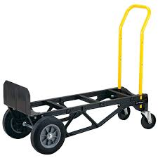 Harper Trucks  Steel Tough 700 Nylon Convertible Hand Truck ...