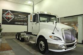 100 Navistar Truck Produces Its First International ProStar With A