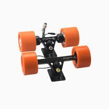100 Trucks And Wheels Maxfind Electric Skateboard Diy 83mm Brushless Hub Motor And Pu