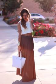 279 best how to wear a maxi skirt images on pinterest long