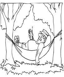 Elderly Cartoon Coloring Pages For Adults