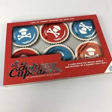 Image Is Loading Johnny Cupcakes Unordinary Bake Shop Book History Of