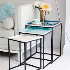 Square Tray Enamel Nesting Tables Set Of 3 Blues Nesting Tables Set Of 2 Havsta Gray Josef Albers Tables 4 Pavilion Round Set Zib Gray Piece Oslo Retail 3 Modern Reflections In Blackgold Two Natural Pine And Grey Zoa Nesting Tables Set Of Lack Black White Contemporary Solid Wood Maitland Smith Faux Bamboo