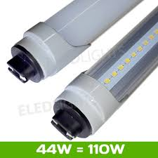 8ft high output fluorescent light led replacement r17d