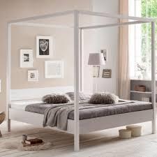 woodlive himmelbett sky in kernbuche massivholz natur geölt oder weiß lackiert liegefläche wählbar für schlafzimmer oder gästezimmer