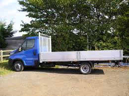 3.5 To 26 Tonne Scaffold Truck Bodies