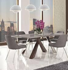 Vanya Dining Collection In Cappuccino
