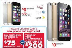 Top 5 Best Black Friday 2014 iPhone 6 Deals