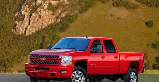 100 Chevy Gmc Trucks GM To Sell BiFuel Silverado GMC Sierra HDs WardsAuto