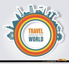 Travel Tour Holiday Logo