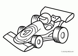 Race Car Pictures To Print Coloring Pages Cars Nascar