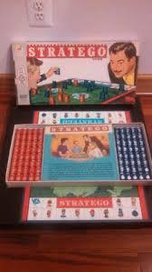 1961 Vintage Stratego 4916 Board Game From Milton Bradley COMPLETE Set