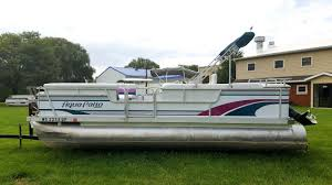 Aqua Patio Pontoon Bimini Top by Used 1995 Aqua Patio Ap200re Stock Ubh3116 The Boat House