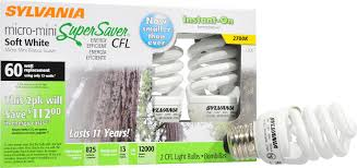 upc 046135297274 sylvania saver light bulbs cfl micro