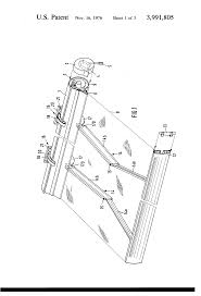 Patent US3991805 - Retractable Awning Of Adjustable Angle Of ... Awnsgchairsplecording_1jpg Patent Us4530389 Retractable Awning With Improved Setup Pacific Tent And Awning Sunbrla481700westfieldmushroomawningstripe46_1jpg Folding Arm Awnings Archiproducts Ep31322a1 Bras Articul Pour Un Store Extensible Et Repair Arm Cable Replacement Project Youtube Tende Da Sole Cge Raffinate Tende Ad Attico Dotate Di Azionamento Motorized