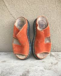 vintage dr martens slip on sandals uk size 4 us women size 6
