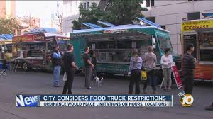 San Diego City Council To Look Into Food Truck Regulations - YouTube