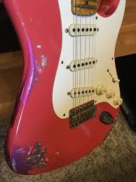 Fender Custom Shop Stratocaster 57 Relic 2016 Faded