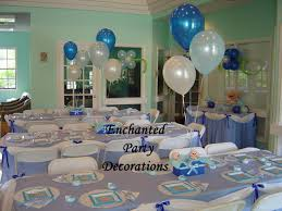 Baby Shower Ideas Table Decorations