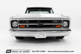 1969 Chevrolet C10 | Classic Car Studio