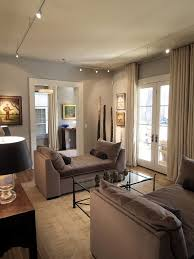 sherwin williams repose gray shown in a room with low
