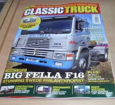 CLASSIC Truck Magazine FEB 2018 DAF 95-Series Revamp, F16, Truckfest ... Big Rig Hire Uk American Truck Blog Gallery Custom Auto Interiors Classic Trucks Magazine Fresh 1002 Lrmp 01 O 1939 Gmc Truck Front 1 Classic Truck Magazine Winter 2012 220 Pclick Old Chevy Models Awesome Word Magazine Feb 2018 Daf 95series Revamp F16 Truckfest Vintage Commercials April 2010 Dodge Commandoatkinson Pics Photos Daytona Turkey Run Event 1933 Dodge Hemi Modeler Celebrates Its First Year Of Rokold 2800 And Fridge Combination Flickr