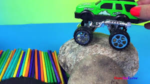100 Monster Truck Toys For Kids Bright Wheels Mover S PlaySet For Kids Colorful