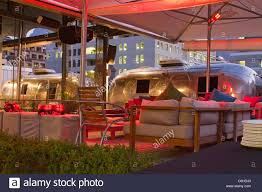 100 The Grand Daddy Hotel Airstream Caravans Parked On The Rooftop Of The
