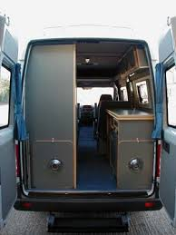 Mercedes Sprinter Conversion Examples Of Our Bespoke Conversions Medium Wheelbase MWB